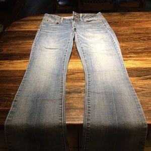 Women's GAP 24 /00r perfect boot cut Jeans
